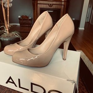Aldo women shoes  size 7 1/2